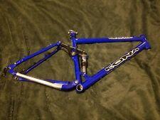 Kona Moko-Moko 2001 Full Suspension MTB frame 18'        26' wheels