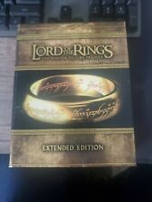 New ListingThe Lord of the Rings: The Motion Picture Trilogy (Blu-ray Disc, 2012, 15-Disc …