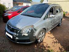 Opel Zafira B Cosmo - 110 kW - Z22YH - 4-Gang-Automatik - AHK