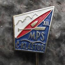 1966 International Canoe Kayak Whitewater Slalom Championships Slovak Pin Badge