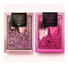 Victoria's Secret LOVE STAR and BOMBSHELL Fragrance Mist and Lotion Gift Set