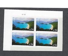 Scott # C 145  St. John US Virgin Islands Plate Block of 4, MNH 2008 Airmail