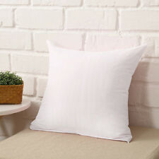 "Solid Colors Cotton Cushion Cover Home Decor Sofa Car Throw Pillow Case 18""*18"""