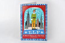 Elf Christmas Card! Will Ferrell, Zooey Deschanel, Buddy Elf, Peter Dinklage, NY