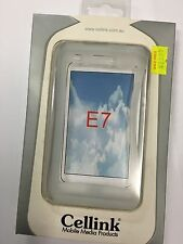 Nokia E7-00 Silicon Case in White SCC4494WH Brand New Sealed in Original package