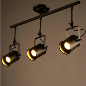 Adjustable Retro Ceiling Spotlight Kitchen Bar Home Dine Lighting Ceiling Light
