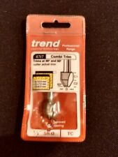 Trend Router Cutter Combi Trimmer