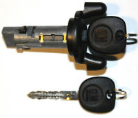 94-99 3000GT OEM ignition starter switch cylinder with key and cable A//T