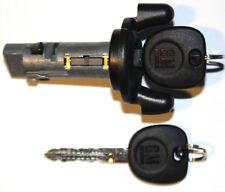 New GMC GM Ignition Lock Cylinder Tumbler Key Switch W/ 2 OEM Logo Keys 704600