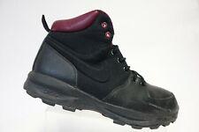 NIKE Manoa ACG Black Sz 12 Men Leather Boots