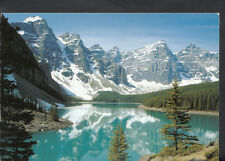 Canada Postcard - Moraine Lake, Banff National Park, Alberta  B2914