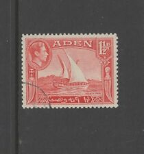ADEN 1939 SG19 1 1/2A RED - FINE USED