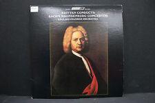 LP: Bach's Brandenburg Concertos Britten English Chamber Orchestra London