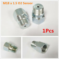 Universal M18 X 1.5 O2 Extension Adapter Auto Car Oxygen Sensor Extender Spacer