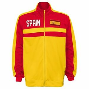 Outerstuff International Soccer Men's Spain Track Jacket
