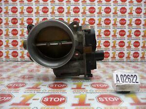 2009 09 2010 10 11 12 13 GMC SIERRA 1500 THROTTLE BODY ASSEMBLY 12629992 OEM