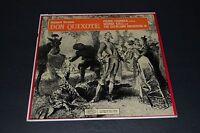 Richard Strauss~Don Quixote~Pierre Fournier, George Szell~Cleveland Orchestra