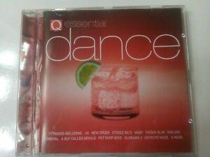 Q Magazine Essential Dance CD