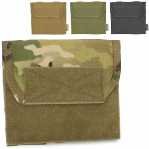 BULLDOG COMBAT ADMIN POUCH MOLLE Military Army Tactical Notebook Utility Holder