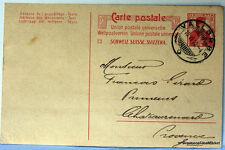 SUISSE  HELVETIA entier postal carte lettre Postale   CA18