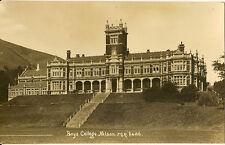 NELSON (New Zealand) :  Boys College RP-DUNCAN