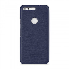 TETDED Premium Leather Case for Google Pixel - Caen (LC: NavyBlue) - SHIPS CA