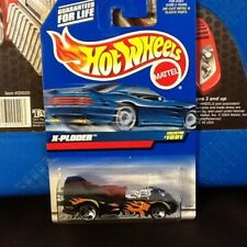 Hot Wheels Guaranteed for Life Series X-Ploder  Collector #1091