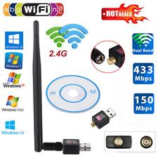 MINI CLE WIFI USB Adaptateur Sans Fil Dongle Réseau Wireless 150Mbps 802.11n/g/b