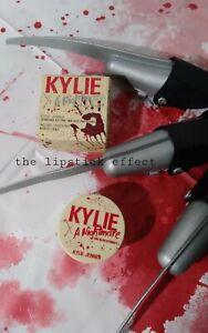 Kylie Cosmetics X A Nightmare On Elm Street # Krueger Lip & Cheek Jelly Stain