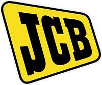 "JCB EQUIPMENT DECAL / STICKER - 5"" X 4.25"" - SET OF 2"