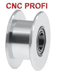 Umlenkrolle für Welle fi 6,00 mm Breite 16 mm Spanrolle Neu  OVP