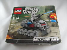 LEGO Star Wars Clone Turbo Tank Microfighters set 75028 new sealed