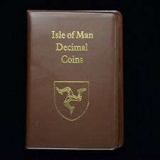 1984 Isle of Man Decimal Coin Set (otb163)
