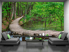 Spring Forest II  Wall Mural Photo Wallpaper GIANT DECOR Paper Poster Free Paste