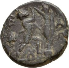 Greek MACEDON Antigonos II Gonatas Athena/Pan Erecting Trophy  (GPA)