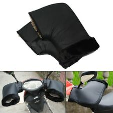 Thermal Motorcycle Handle Bar Muffs Motorbike Hand Protection Mitts Gloves Pro#