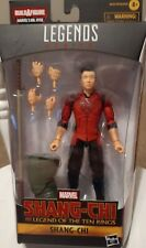 Shang-Chi Marvel Legends Shang-Chi 6-Inch Action Figure New In Stock!!!