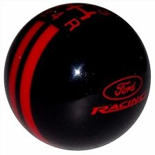 Ford Racing Rally Black w/ Red Mustang -R 5 Speed shift knob M12x1.25 thread