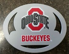 Ohio State Buckeyes Metal Magnets - Set of 2