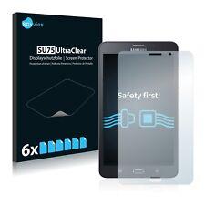 6x Protector Pantalla Samsung Galaxy Tab A 6 (7.0) 4G SM-T285 Pelicula