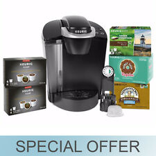 Keurig K50B Single Serve Coffee Maker With 48 K-Cup Pods