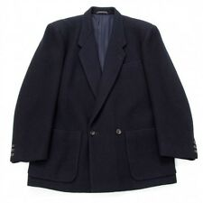 (SALE) COMME des GARCONS HOMME Wool nylon double jacket Size M(K-28416)