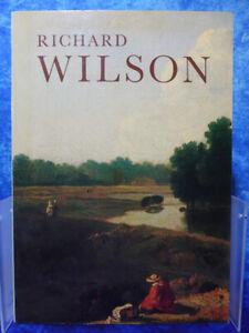 RICHARD WILSON 1982 Tate Gallery Exhibition Catalogue Guide PB BOOK Fine Art