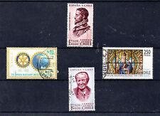 Chile Series del año 1961-95 (BV-658)