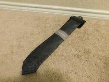 New Van Heusen Grey men's tie