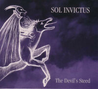 SOL INVICTUS - The Devil's Steed CD Death in June Blood Axis Tony Wakeford