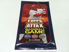 Topps Not Authenticated 2011 Season Baseball Cards