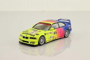 Minichamps; BMW M3 GTR; 1993 ADAC GT 2nd; Nissen; Good Boxed