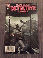 Detective Comics #870 Joker Cover 1:100 Newsstand Variant [DC Comics, 2010]