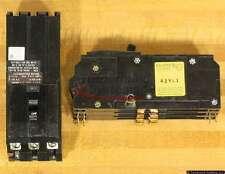 Square D Q1380 Circuit Breaker, 80 Amp, Snap-On, New!